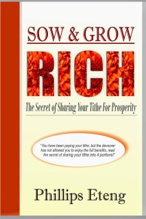 SOW & GROW RICH: The Secret Of Sharing Your Tithe For Prosperity