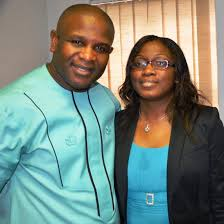 pastor idah and Emi Peterside