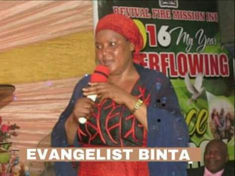 Evangelist Binta