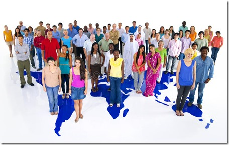 people of the World by Dreamstime